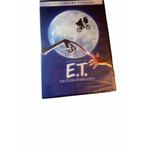 E.T. The Extra-Terrestrial Anniversary Edition DVD